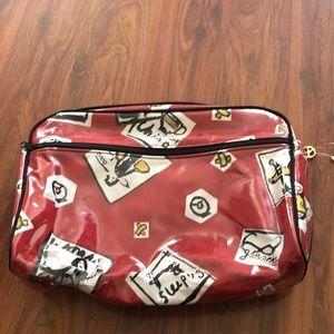 Vintage deadstock Paloma Picasso  make up bag